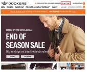美国休闲服饰品牌Dockers官网海淘攻略下单注册教程