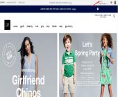 美国休闲品牌Gap官网海淘攻略下单注册购物教程
