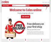 澳洲大型连锁超市Coles海淘攻略下单注册购物教程