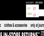 美国Journeys官网海淘攻略下单注册购物教程
