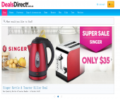 澳洲最大百货平台dealsdirect海淘攻略下单注册购物教程