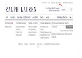 Ralph Lauren拉夫劳伦美国官网注册购物教程下单攻略