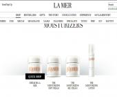 护肤品牌La mer美国官网购物流程详解