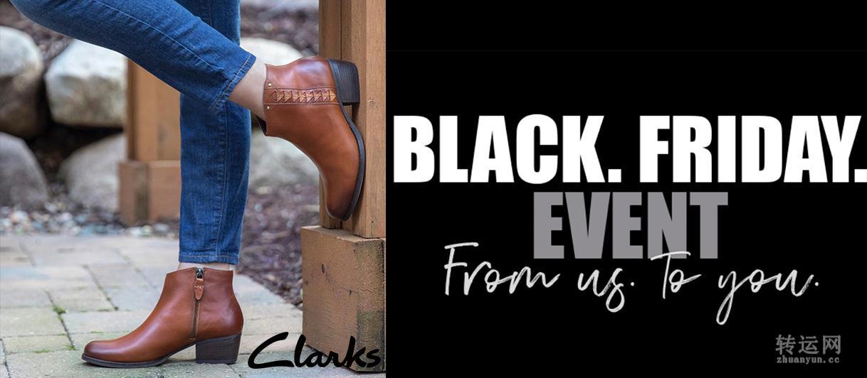 Clarks 2018 Black Friday Event