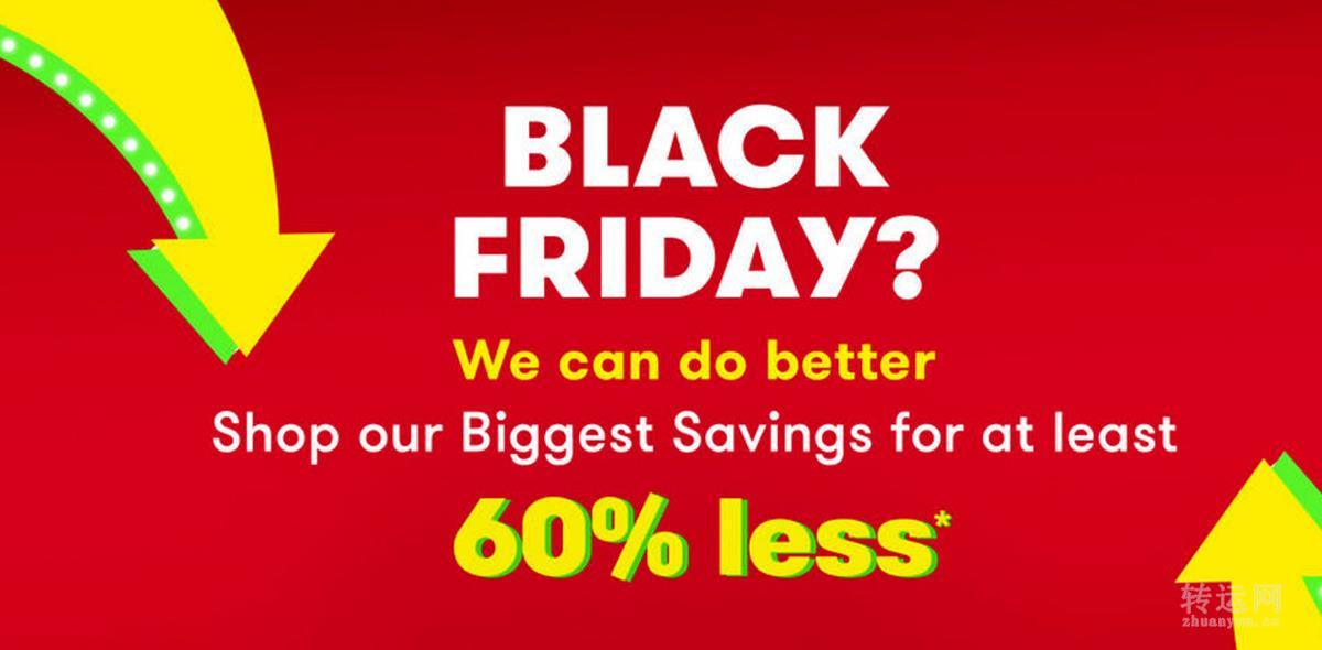 英国黑色星期五综合购物类打折优惠推荐