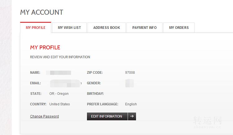 美国手表综合网站Ashford官网海淘购物教程下单注册攻略