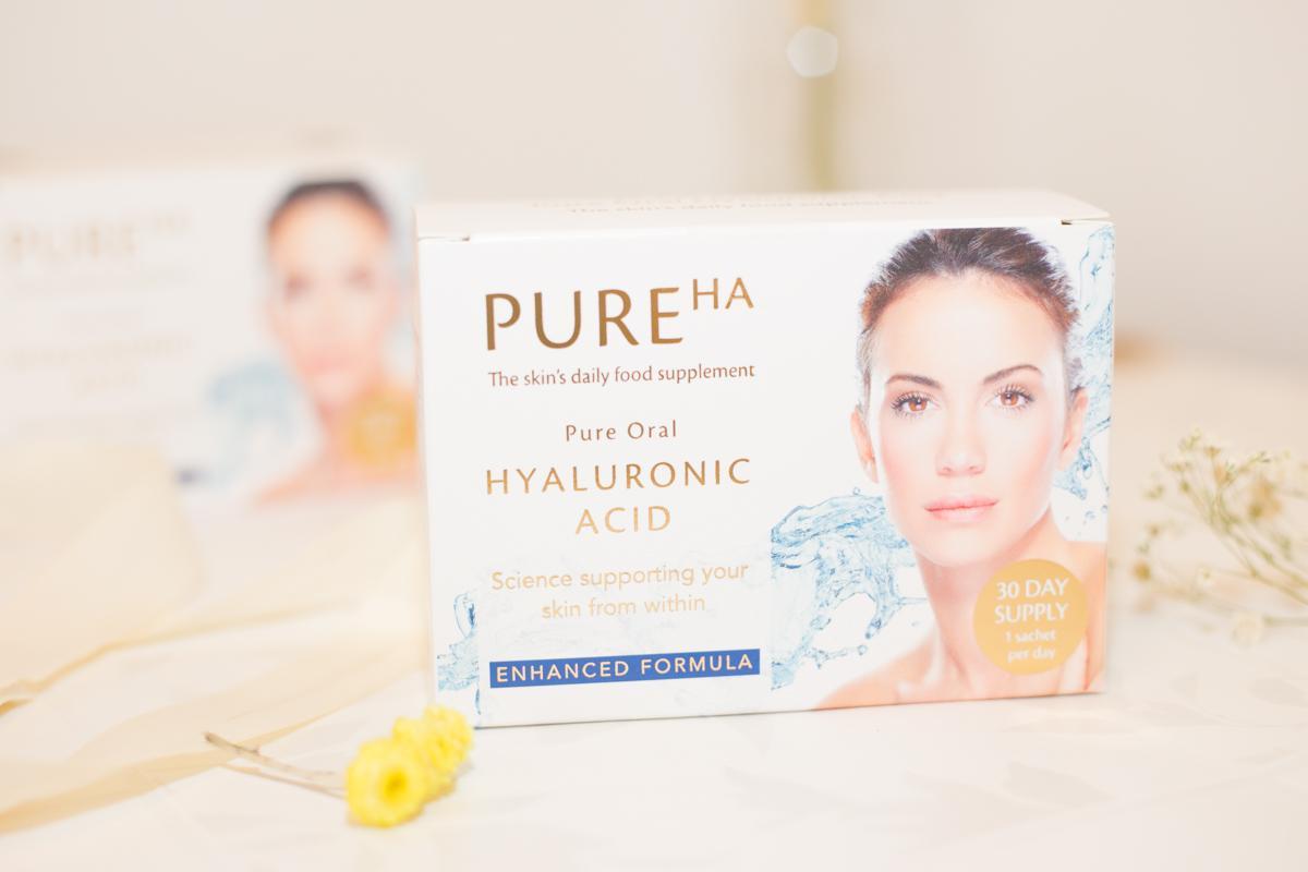 英国 PureHA Pure Hyaluronic Acid 口服纯玻尿酸怎么样