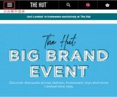 The Hut英国官网手机端注册下单攻略The Hut海淘教程