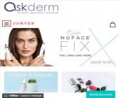Askderm美国官网手机端下单攻略 Askderm海淘教程
