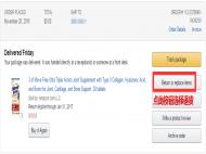 美国亚马逊(Amazon)退货说明