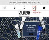 Lab Series美国官网手机端海淘攻略下单注册教程