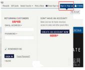 美国海淘Nautica诺帝卡美国官网攻略下单注册购物教程