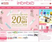 美妆护肤iMomoko美国官网海淘攻略下单注册购物教程