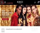 Kiko Milano美国官网手机端海淘攻略下单注册教程