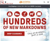 Sierra Trading Post美国官网手机端下单攻略STP海淘教程