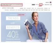 美国女装品牌Ann Taylor官网海淘攻略下单注册教程