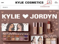 Kylie Cosmetics美国官网海淘攻略下单注册流程