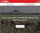 Coles澳洲官网海淘攻略,Coles澳洲超市注册下单教程