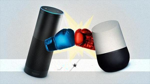 """亚马逊智能音响来袭,打响智能家居""""硬""""战"""