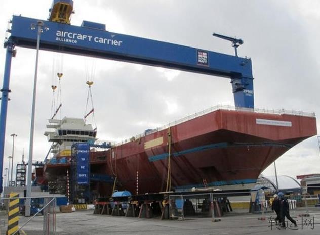 日本的二手龙门架无法制造航空母舰,印度必须从中国海域获得一件神器