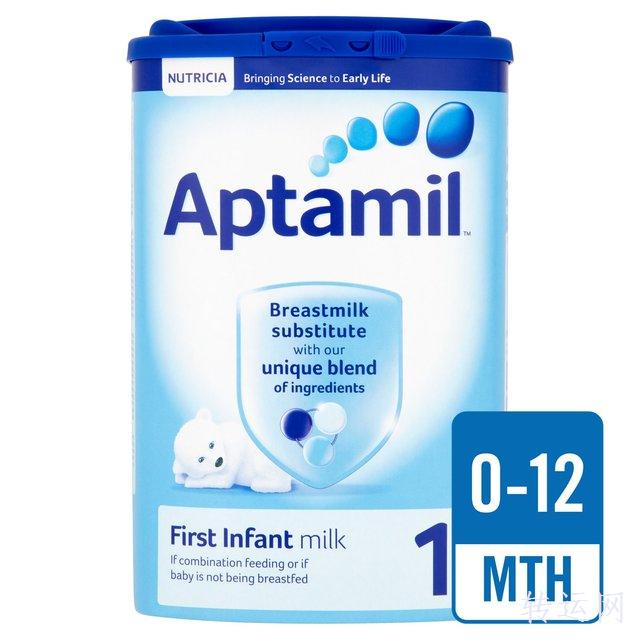 英国原装Aptamil爱他美奶粉, 1段全解析