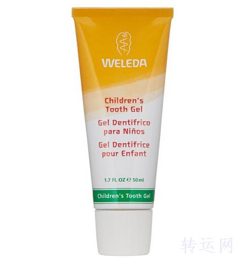 美亚值得买的儿童牙膏,前五名推荐(无氟配方)