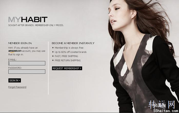 Myhabit.com <b> <a href=