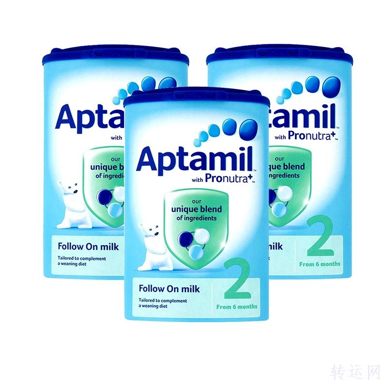英国原装Aptamil爱他美奶粉, 2段全解析