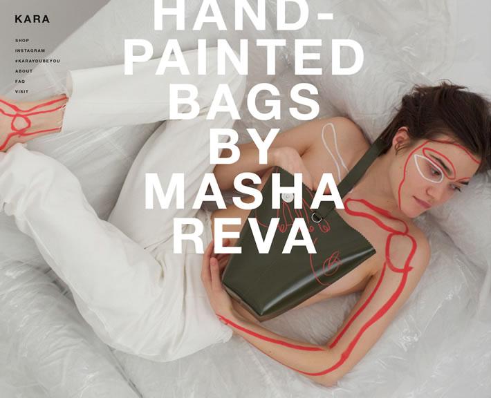 纽约手袋品牌:KARA