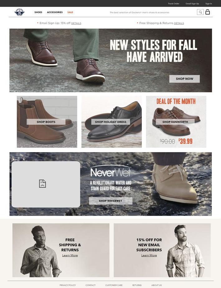 Dockers鞋官网:Dockers Shoes