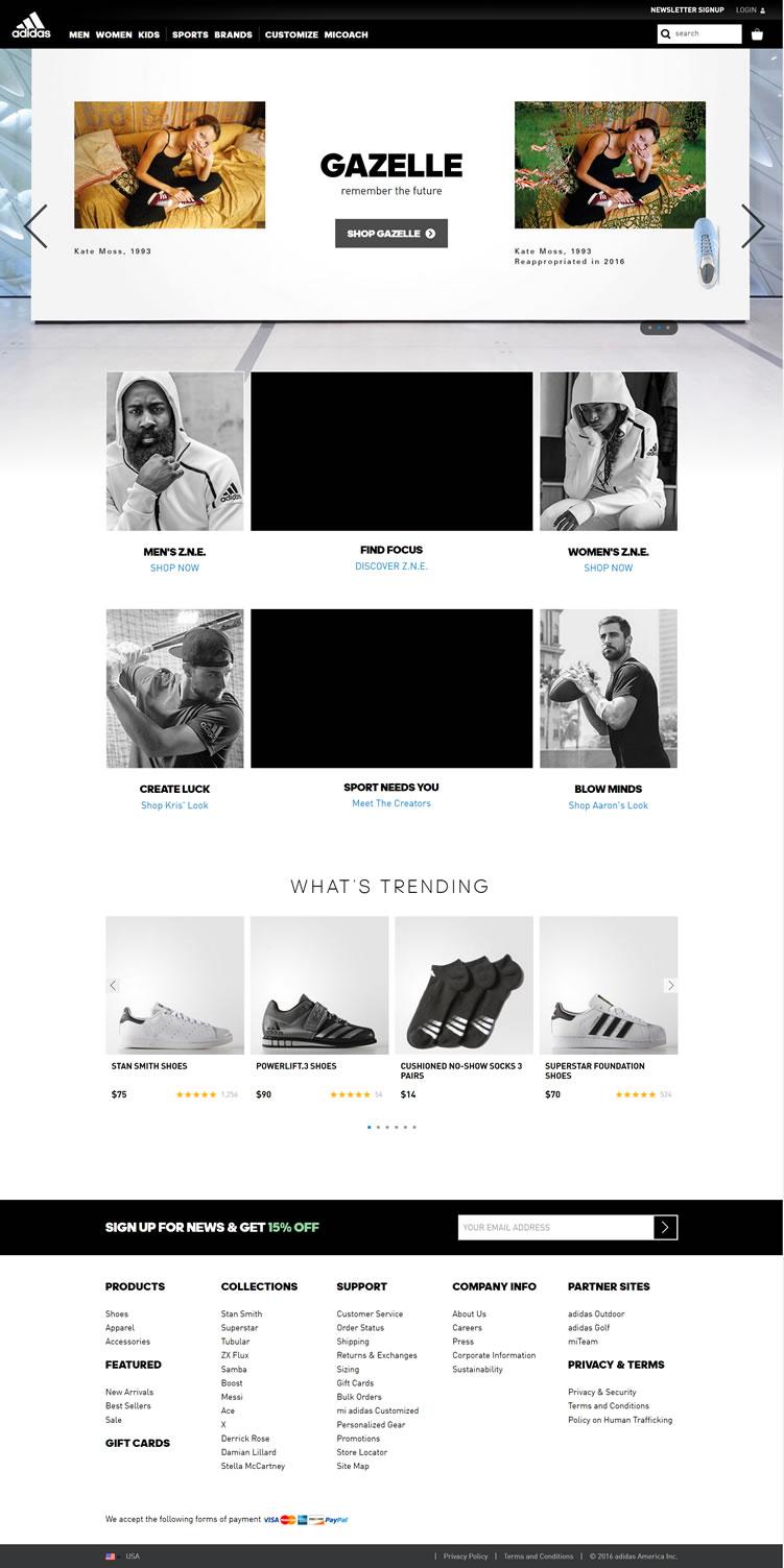 adidas美国官网:adidas US