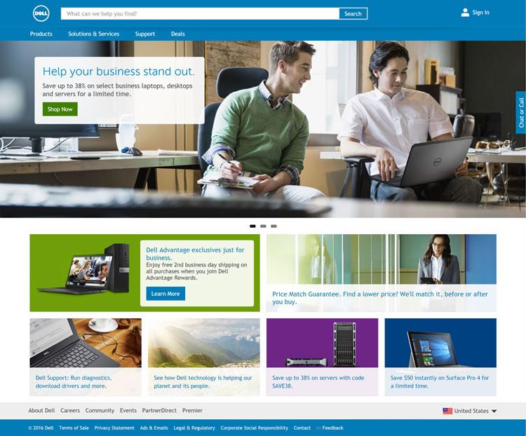 戴尔美国官网:Dell