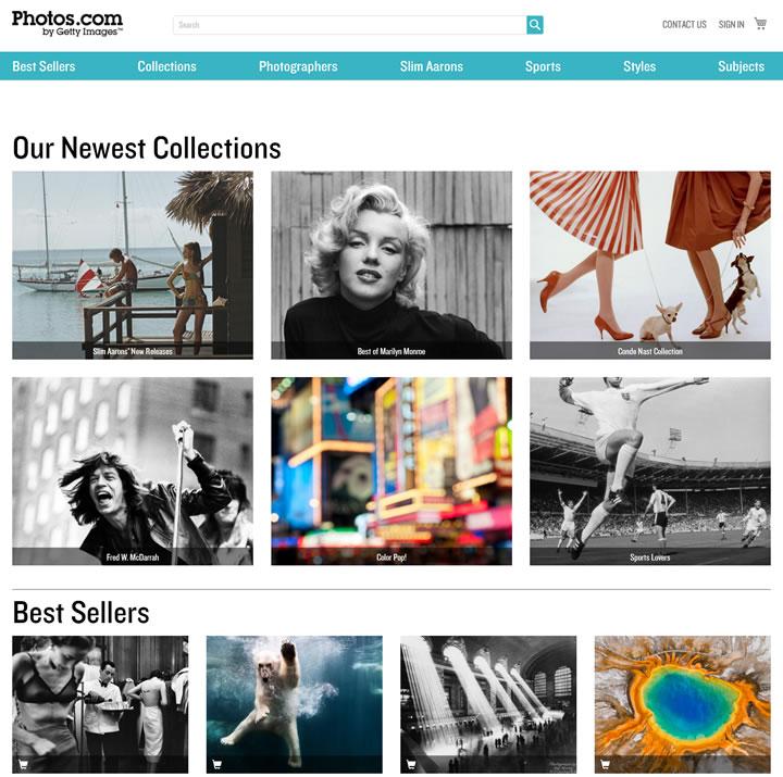 将世界上最美丽的摄影作品转化为艺术作品:Photos.com