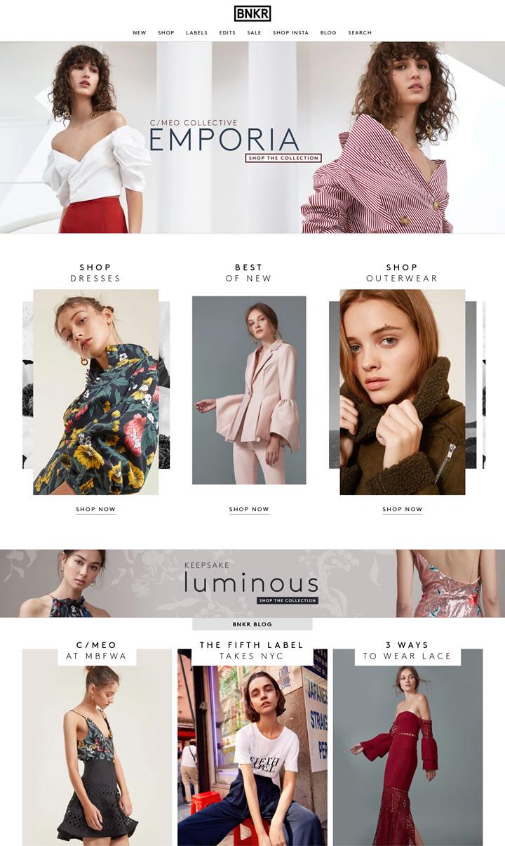 BNKR美国官网:带你感受澳洲领先潮流时尚
