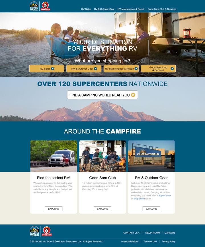 露营世界:Camping World