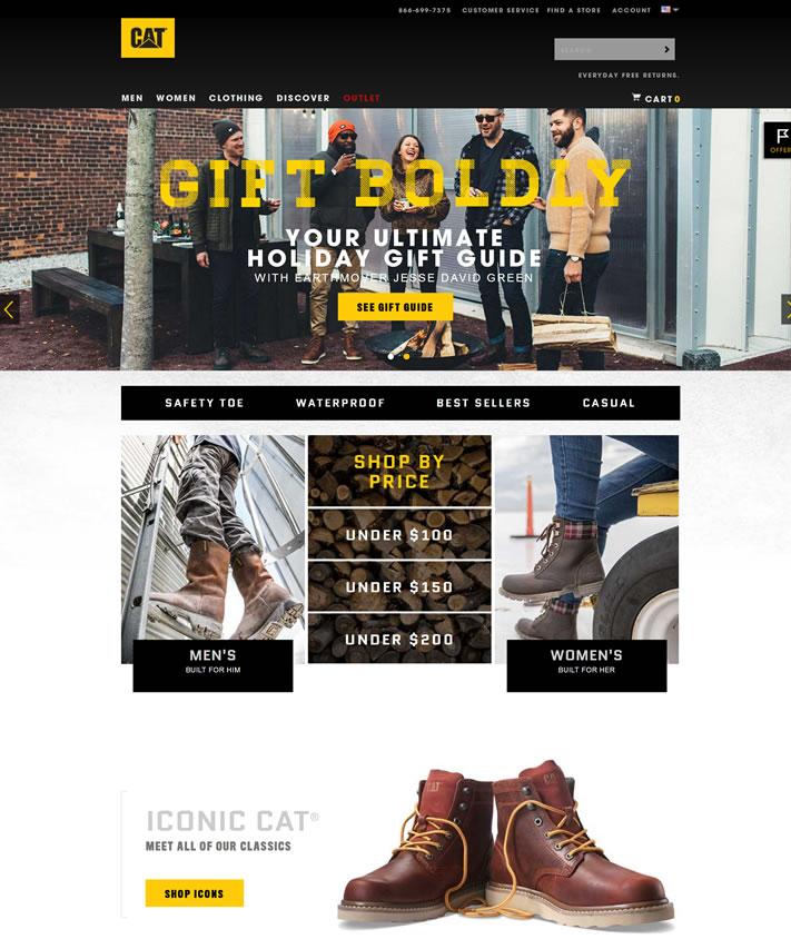 CAT鞋美国官网:CAT Footwear