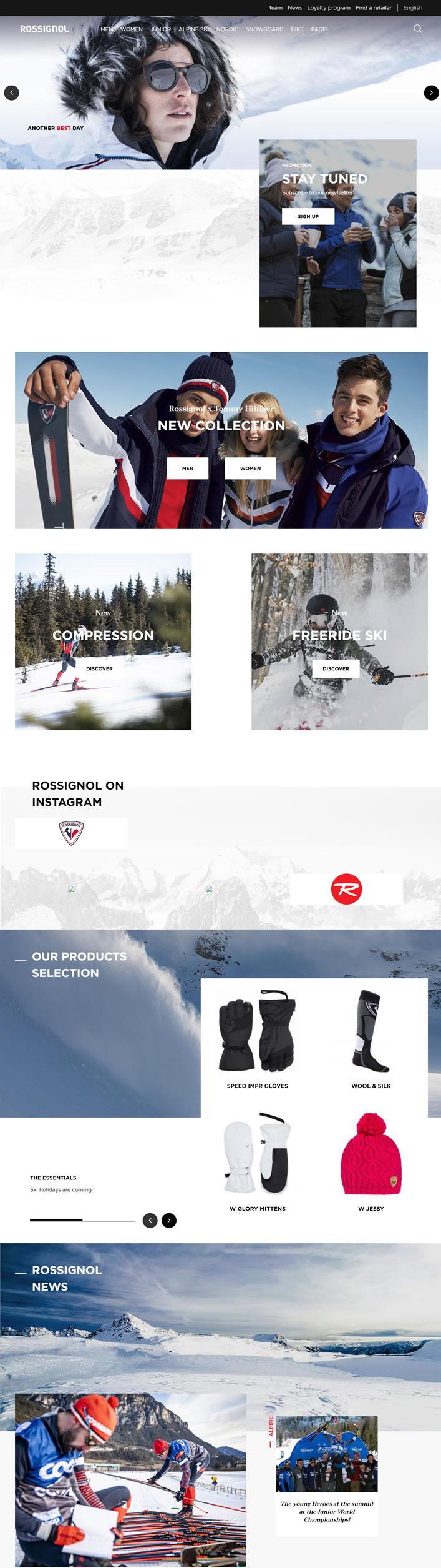 Rossignol金鸡美国官网:始于1907年法国百年雪具品牌