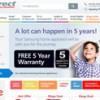 英国家电购物网站:Sonic Direct