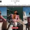 英国的领先快速时尚零售商:In The Style