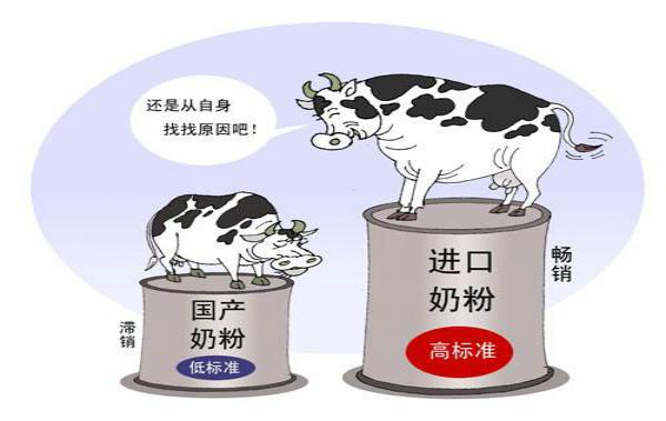 二季度国产奶粉抽查合格率100%,国产上位海淘奶粉淡出
