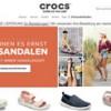 卡骆驰德国官方网站:Crocs德国