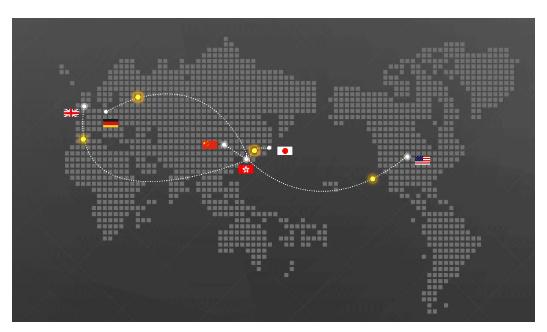 美国、德国、日本、英国、法国包税包清关转运公司介绍和推荐!