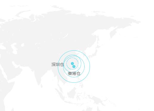 捎客转运德中-香港自提点信息