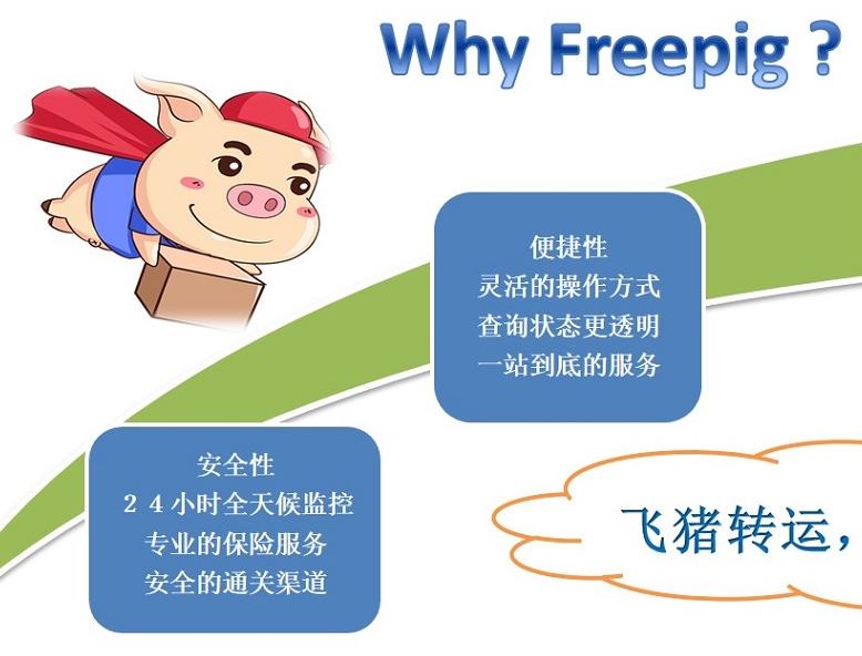 飞猪转运美线香港自提和香港邮政渠道相关说明